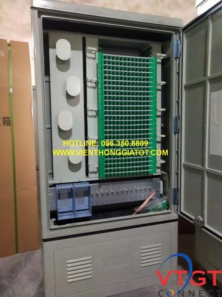 Tủ phối quang ODF 288Fo (288 core) ngoài trời