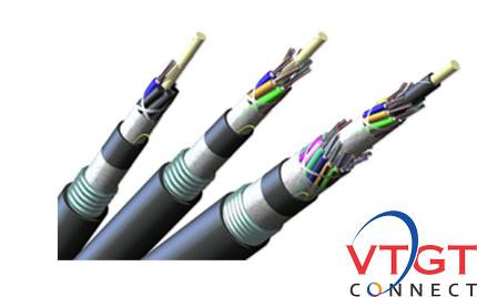 Cáp quang 4FO vinacap (4 core / 4 sợi)