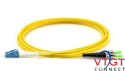 Dây nhảy quang singlemode ST-LC, dây nhảy quang ST-SC, ST-ST