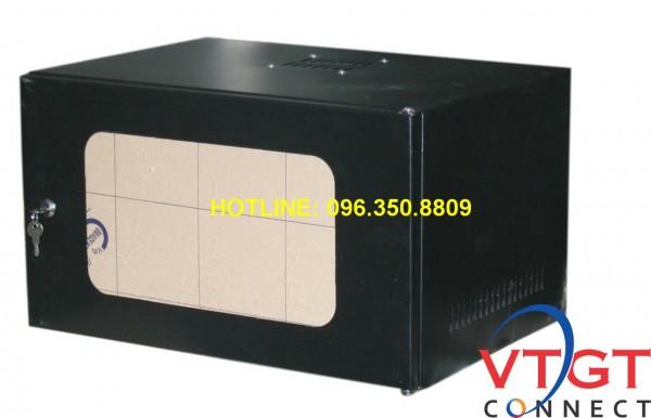 Tủ mạng rack 6U D400
