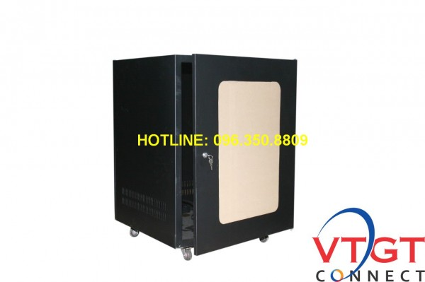 Tủ mạng rack 15U D600