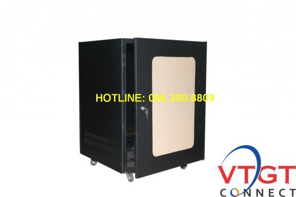 Tủ mạng rack 15U sâu D800