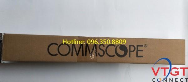 Patch panel 24 port CAT6 Commscope/AMP 760237040