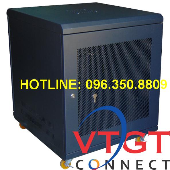 Tủ mạng rack 10U-D500