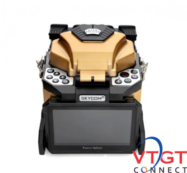 Máy hàn cáp quang Skycom T-308X