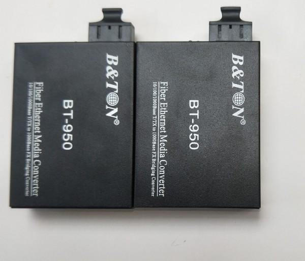Bộ chuyển đổi quang điện 1G BTON