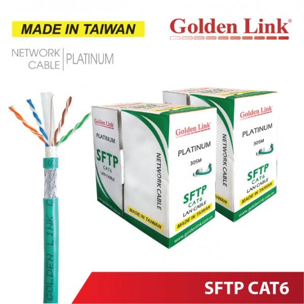 Cáp mạng cat6 Goldenlink ngoài trời