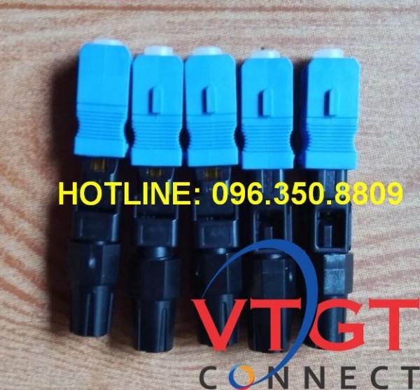 Đầu bấm Fast connector SC/ UPC