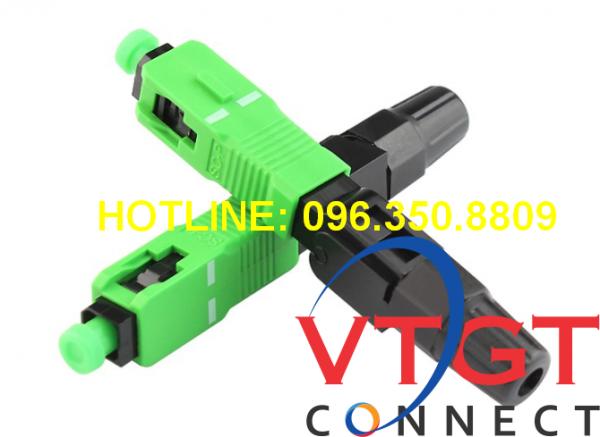 Đầu bấm fast connector SC-APC