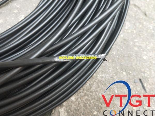 Cáp quang luồn ống singlemode 4 sợi chống chuột