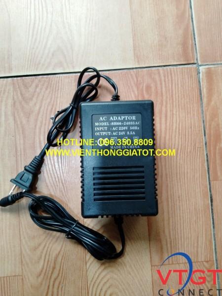 Nguồn AC 24V cho camera PTZ