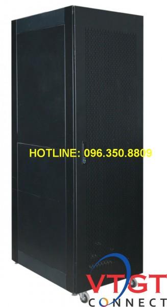 Tủ Rack 42U D1000 - Tủ mạng 42U sâu 1000