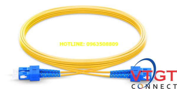 Dây nhảy quang LS cables&system singlemode chuẩn SC-SC