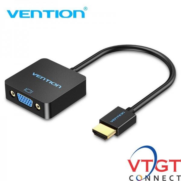 Cáp chuyển đổi tín hiệu HDMI sang VGA Vention cao cấp