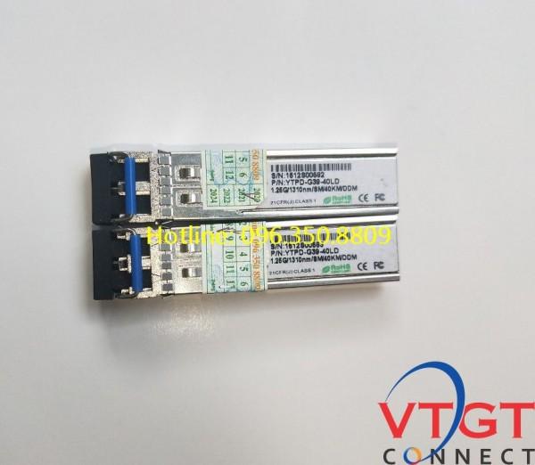 Module quang 2 sợi SFP 1G 80Km YTPD-G59-80LD
