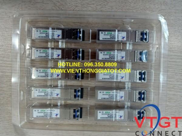 Module quang singlemode SFP+ 10G cho Switch HP