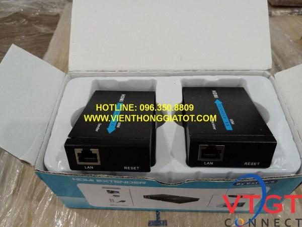 Bộ chuyển HDMI qua cáp mạng 60m
