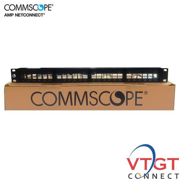 Patch panel COMMSCOPE 24 port CAT5e