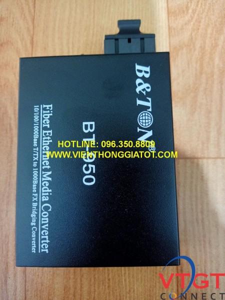 Bộ chuyển đổi quang điện converter quang Multimode BTON BT- 950GM