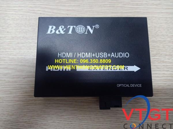 Bộ chuyển đổi HDMI sang quang BTON BT-HDMI-T/R