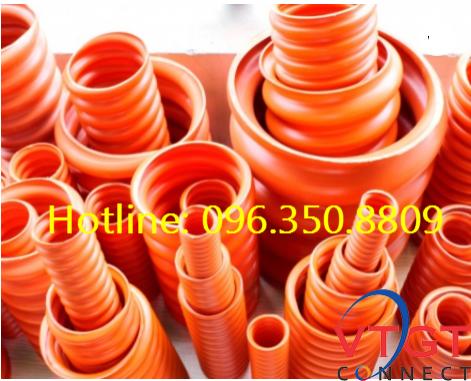 Ống nhựa xoắn HDPE D70/90